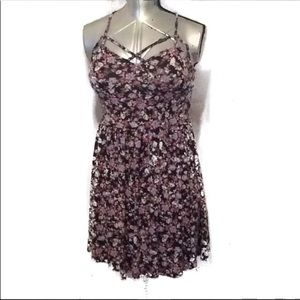 American Eagle Outfitters Floral Sundress